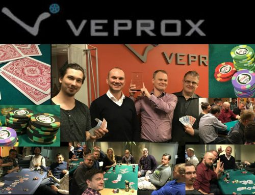 Veprox årliga pokerturnering